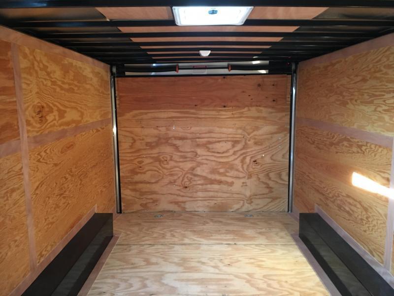 "2019 Look Trailers EWLC85X16TE2 (8'6"" X 16) Cargo / Enclosed Trailer"
