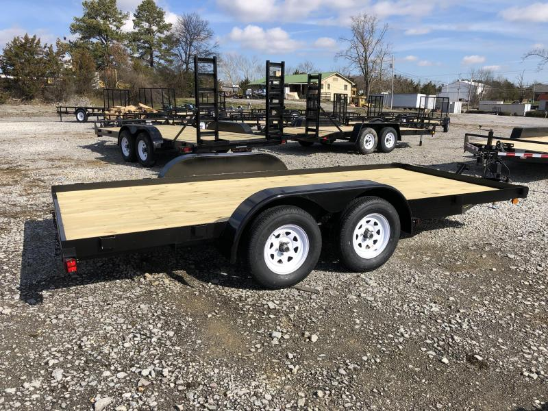 2019 ( 7 X 16) Currahee Car / Racing Trailer