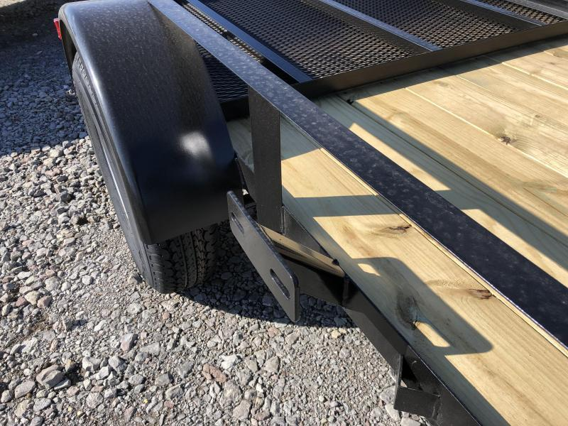 2019 (6 X 10) Currahee L610 Utility Trailer