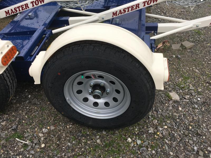2019 Master Tow 80THDSB Car / Racing Trailer