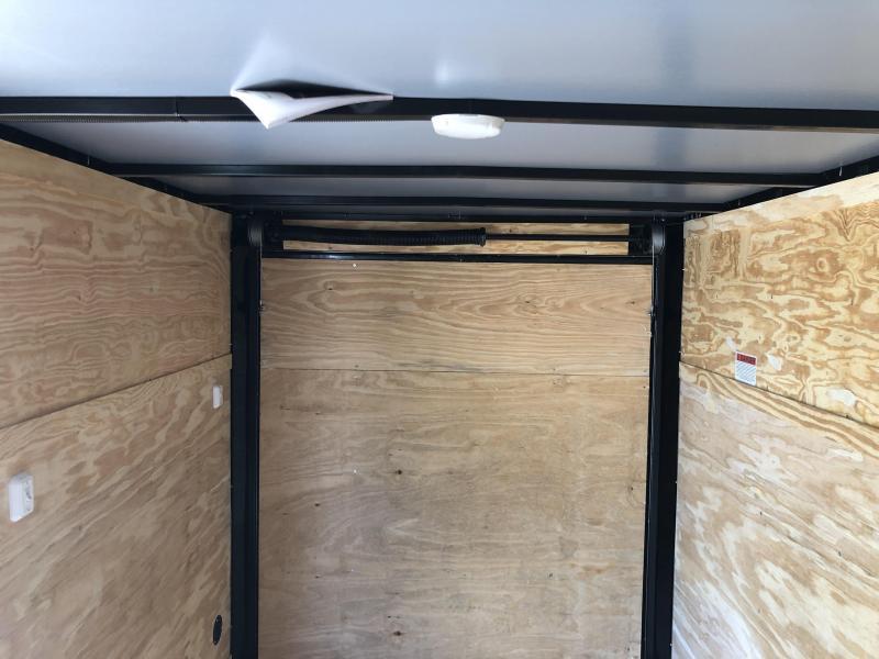 2019 Lark VT610SA Enclosed Cargo Trailer