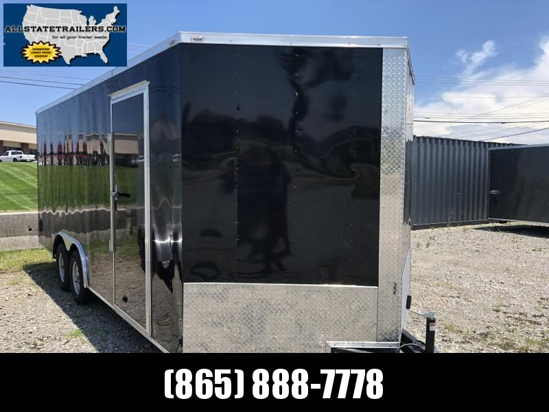 2019 Lark (8 x 20) 7000#GVWR Ramp Door VT8.5X20TA Enclosed Cargo Trailer in Hazelwood, NC