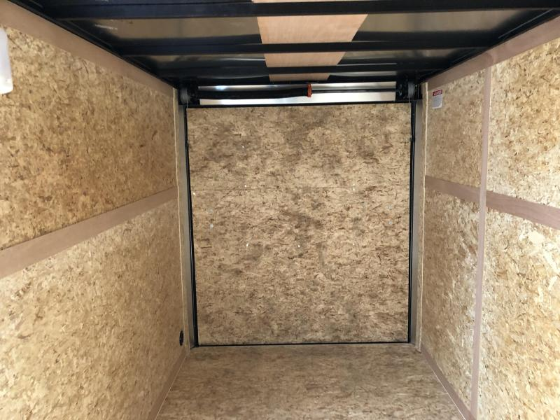 2020 (6 x 12) Look Trailers EWLC6X12SI2 Flat Top Cargo / Enclosed Trailer