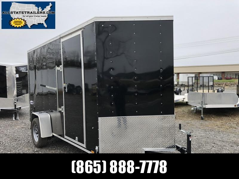 2020 (6 x 12) Look Trailers EWLC6X12SI2 Flat Top Cargo / Enclosed Trailer