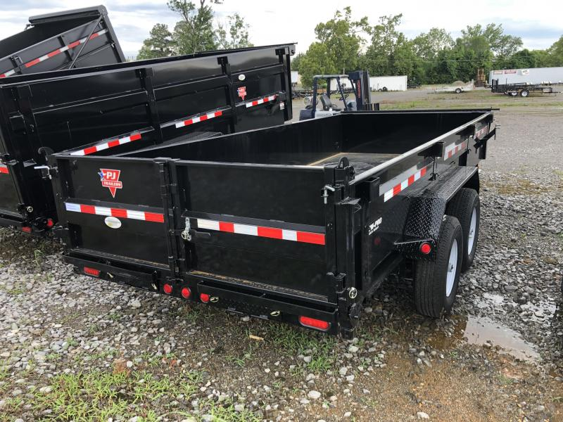 2020 PJ Trailers (7 X 16) DL162 Dump 14000#