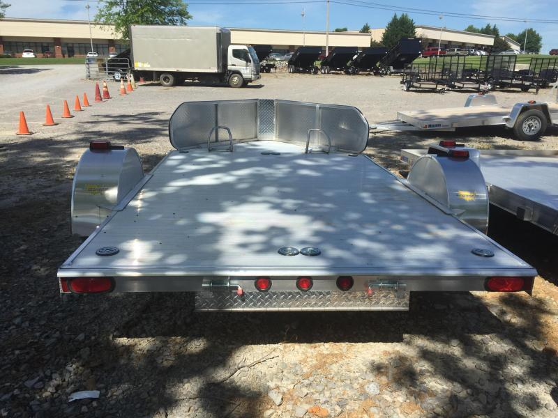 Special Reduced Price - 2015 Mission MOMC6.5X10 Motorcycle Trailer