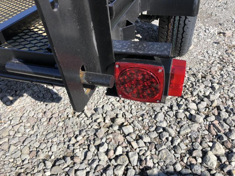 2019 (6 X 12) Currahee L612 Utility Trailer