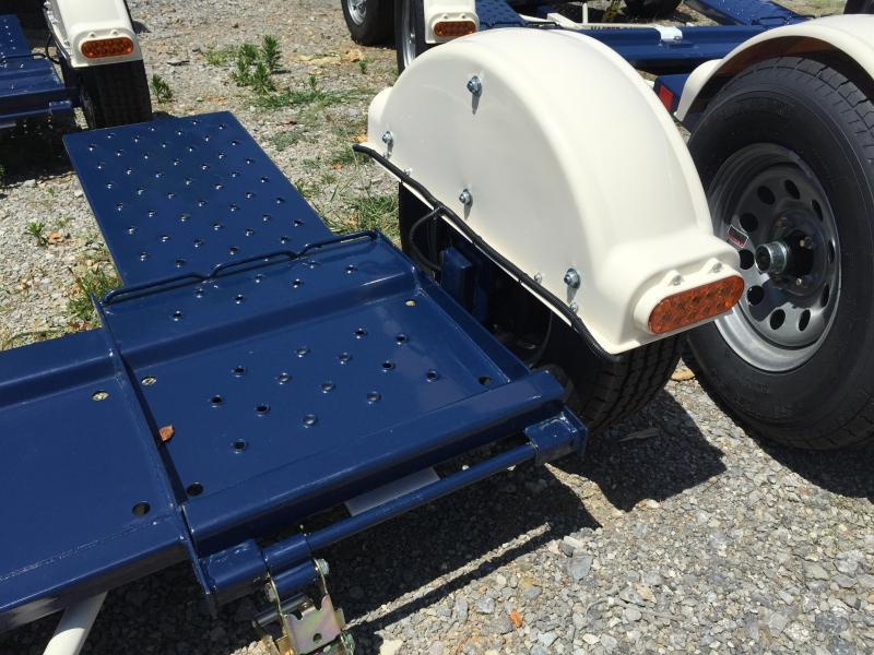 2019 Master Tow 80THDSB Car / Racing Trailer