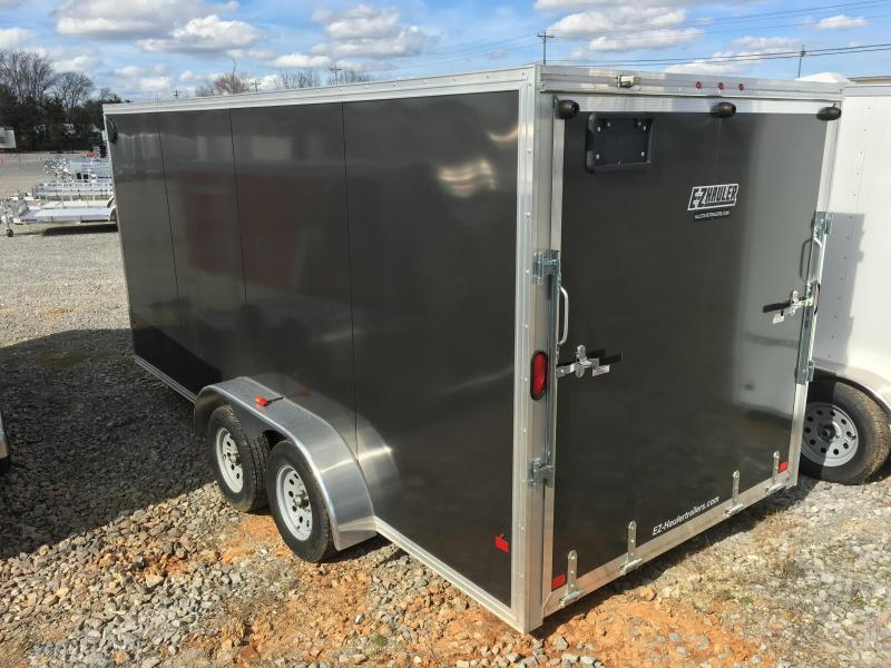 2016 EZ Hauler EZEC7X16DL Enclosed Cargo Trailer