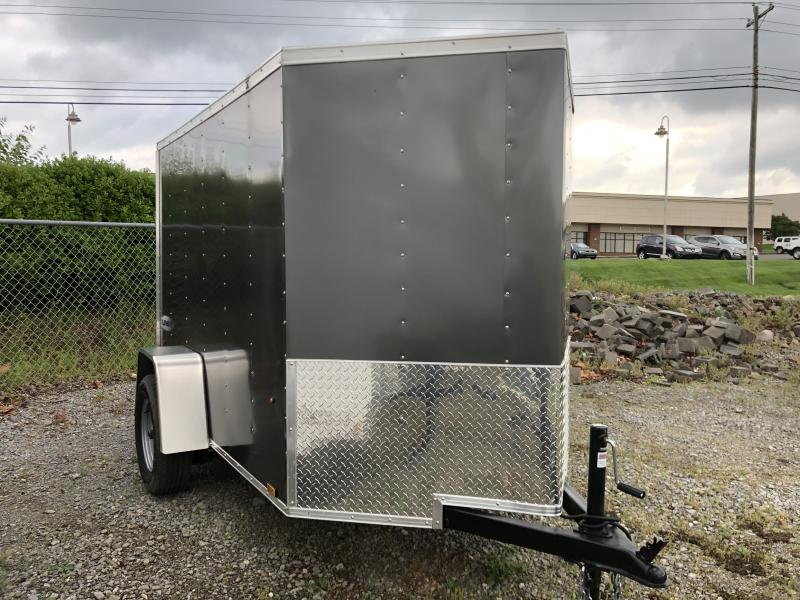 2020 EWLC5X8SI2 (5 X 8) Enclosed Trailer Rear Ramp Door in Mills River, NC