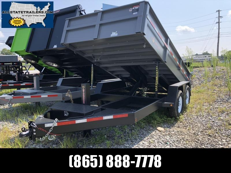 2018 B-Wise Dump Trailer Heavy Duty 7 x 14 in Ashburn, VA