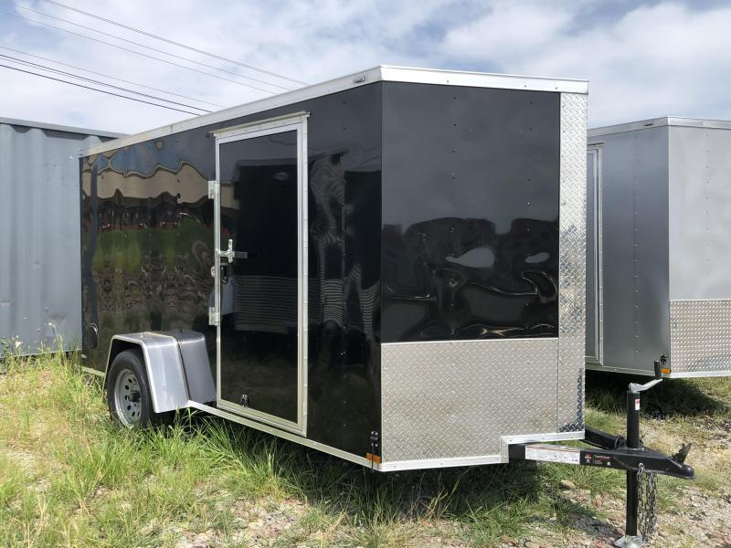 2020 Lark (6 x 12) Single Axle VT612SA Enclosed Cargo Trailer