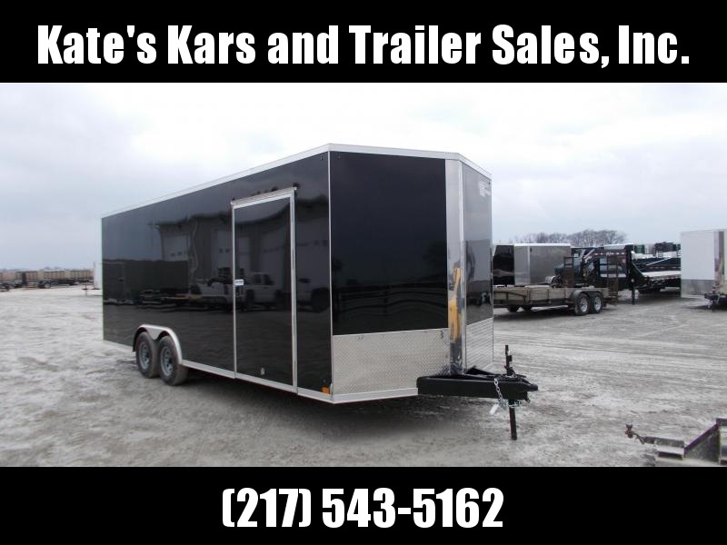 2020 Cross Trailers 8.5X22' HD Enclosed Extra Tall Cargo Trailer Enclosed Cargo Trailer