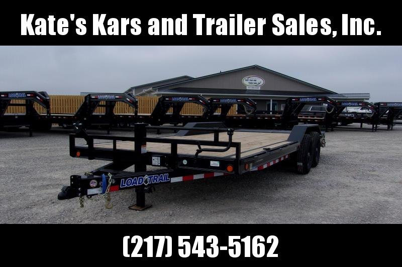 *NEW* Load Trail 102X20' Buggy Hauler 14K LB Equipment Trailer