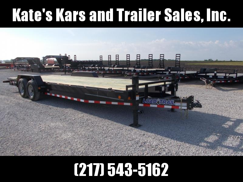 *NEW* Load Trail 83X24' 9990 GVWR Flatbed Trailer
