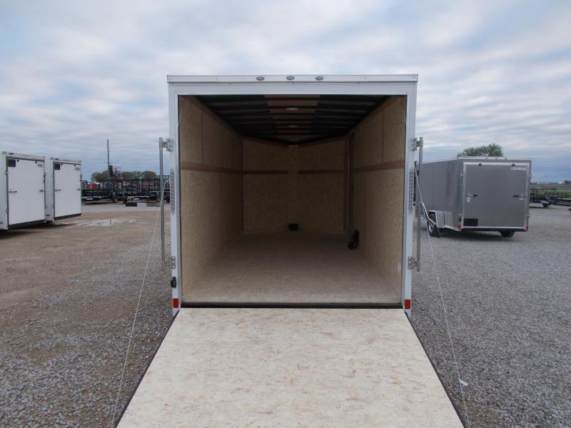 HUGE SELECTION OF Cargo Trailers Formula Compass 7X16' extra height