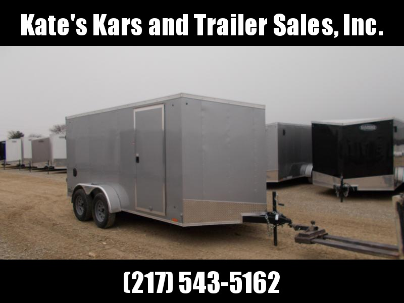 *NEW* Cargo Express 7x14' Enclosed Cargo Trailer