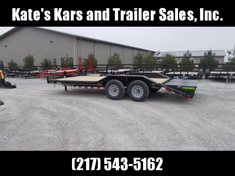 *NEW* Load Trail 102X20' Flatbed Equipment Trailer 14K LB GVWR