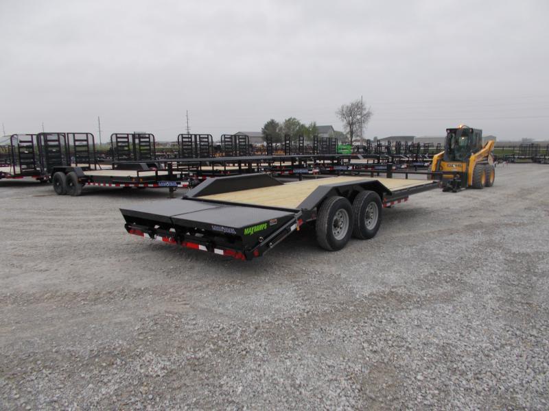 *NEW* Load Trail 102X20' Flatbed Equipment Trailer 14K LB GVWR