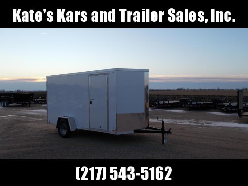 *NEW*  Cross Trailers 6X12' Enclosed Cargo Trailer HD w ramp