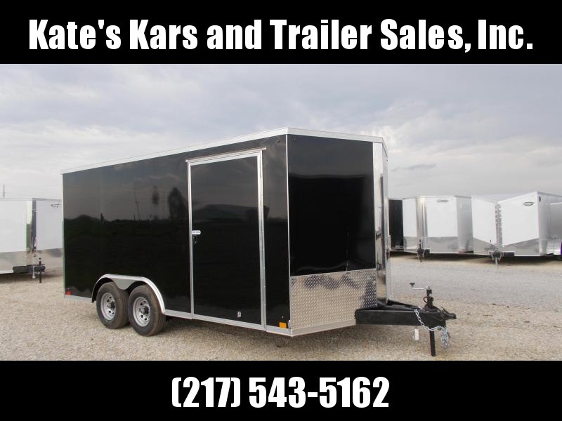 *NEW* Cross 8.5X16' Cargo 9990 LB GVWR Enclosed Cargo Trailer for sale
