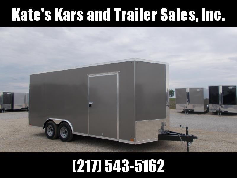 2020 Cross Trailers 8.5X18 Extra Tall Car Hauler 9990 LB Enclosed Cargo Trailer