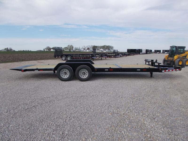 *NEW*  Load Trail 83X22' Partial Tilt Bobcat Equipment Flatbed Trailer