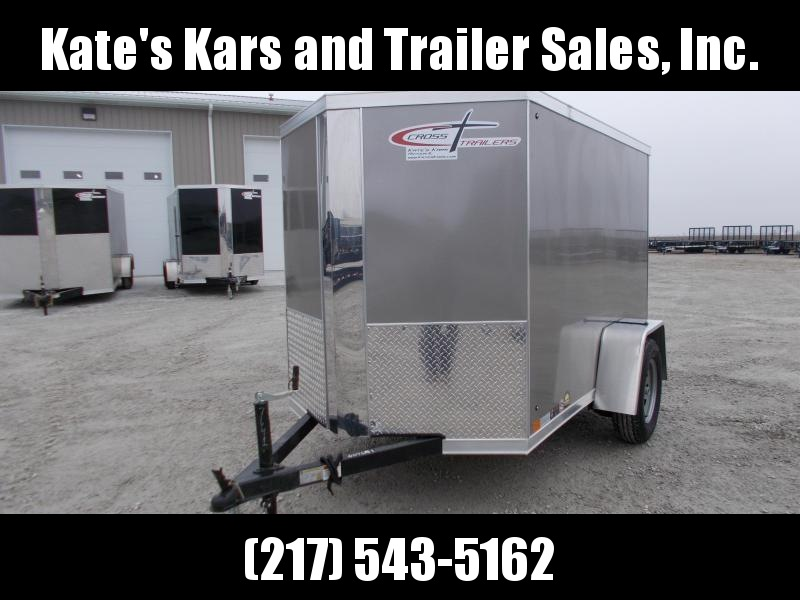2020 Cross Trailers 5X8' Enclosed Cargo Trailer Enclosed Cargo Trailer