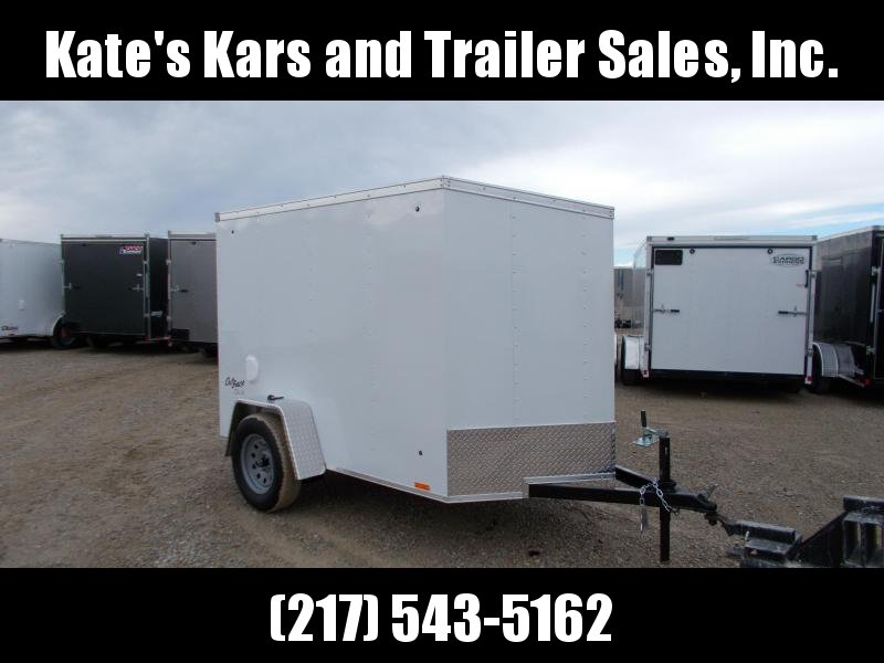 NEW!!! Pace American 5X8' Enclosed cargo Trailer Outback