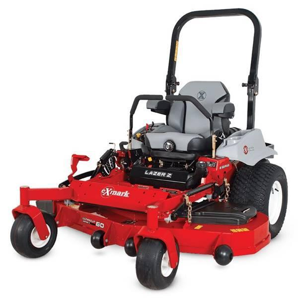 "2018 Exmark Lazer Z E-Series 60"" zero turn mower Lawn mower for sale in Illinois"