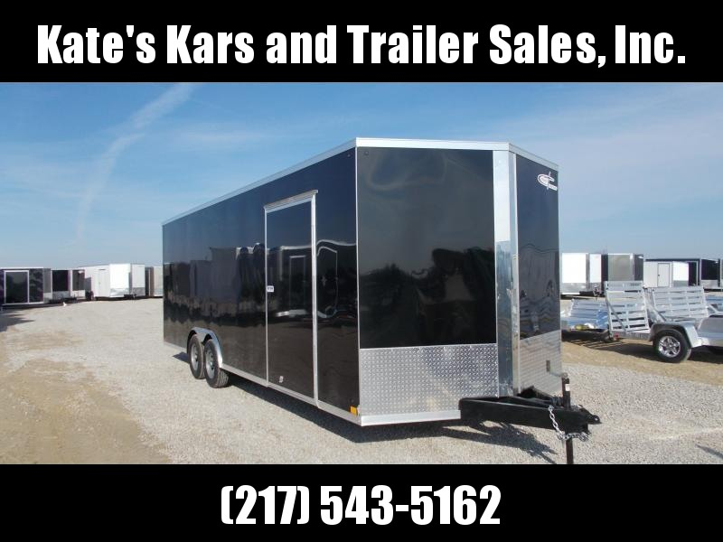 *NEW* Cross  8.5X24' HD EXTRA Tall 9990 LB Cargo Enclosed Trailer Car Hauler