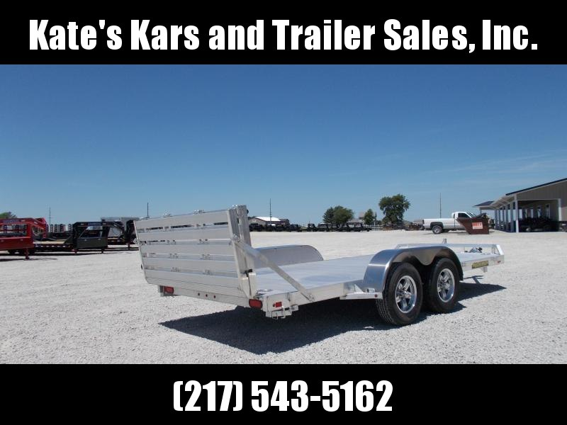 *NEW*  Aluma 8216BT Aluminum Utility Trailer