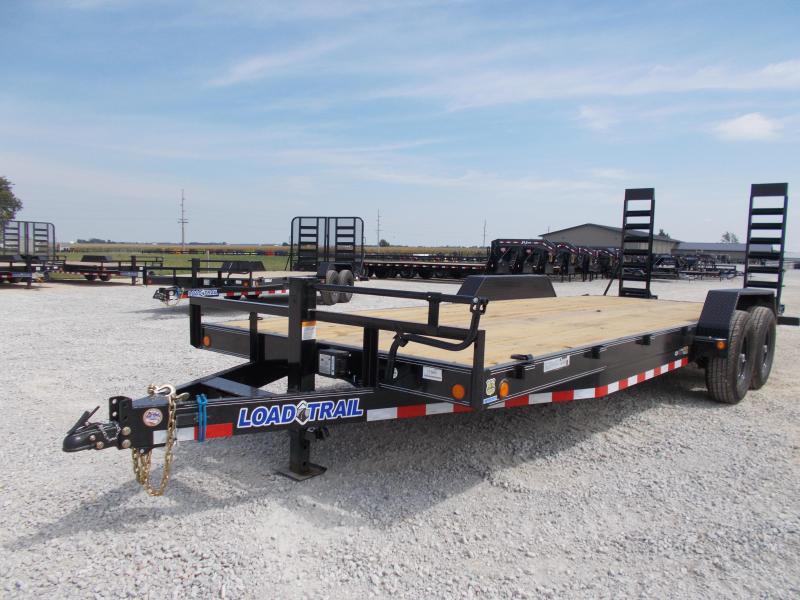 *NEW* Load Trail 83x22' Flatbed Bobcat Trailer 14K LB