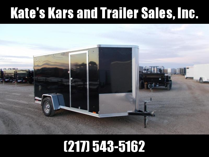 *NEW* Cargo Express 6X12' PRO Series Enclosed Cargo Trailer