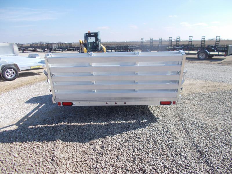 *NEW* Aluma 7712HBT Aluminum 12' Utility Trailer VERY NICE
