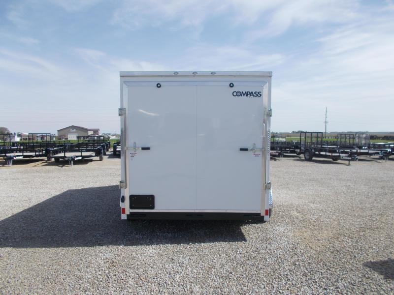 """*NEW* Formula 7X14' Extra 6"""" Height Cargo Enclosed Cargo Trailer"""