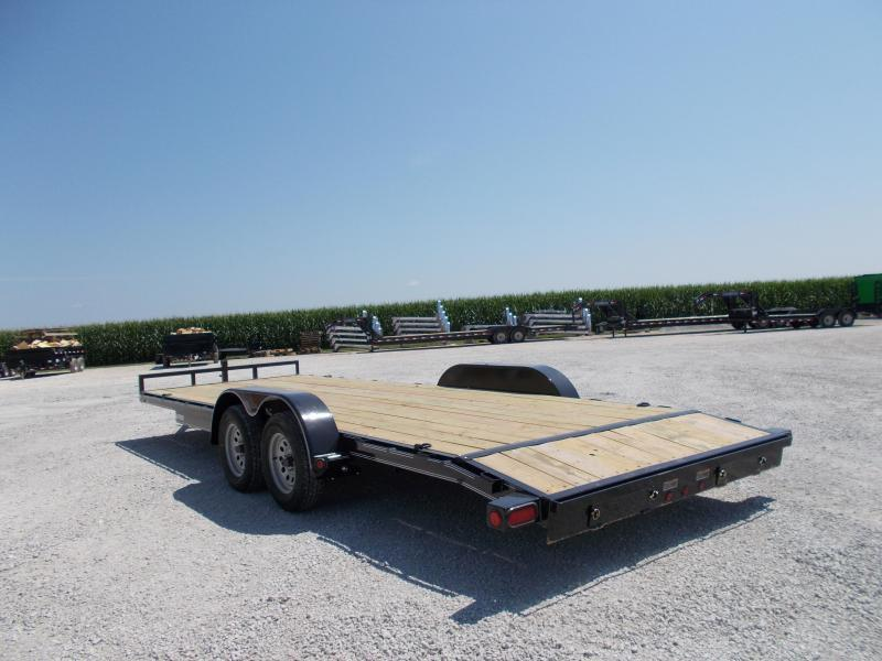 *NEW**Load Trail 83x22' 7K Car Hauler Trailer Flatbed