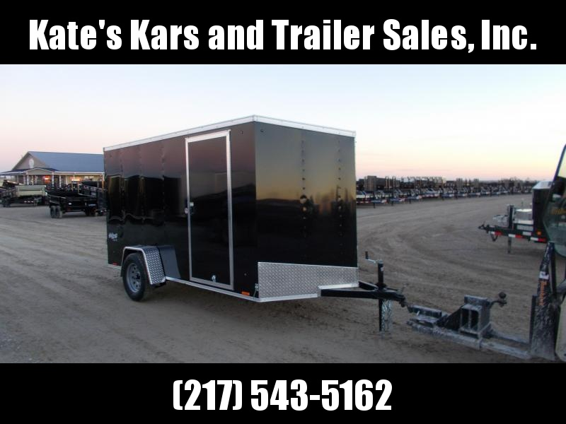 *NEW* Pace American 6X12' Enclosed Cargo Trailer