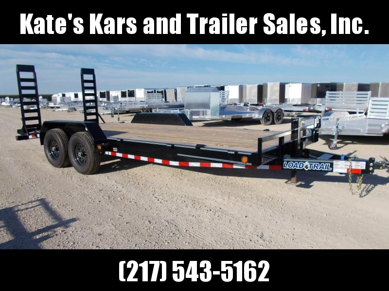 *NEW* 20' Flatbed Equipment Trailer 14K LB GVWR