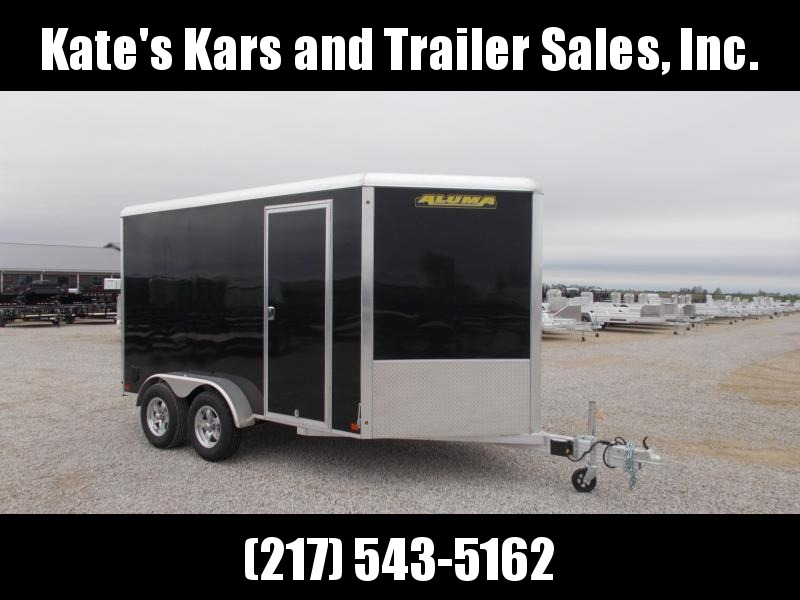 *NEW** Aluma 7X12' Tandem Axle Aluminum AE712TAR Enclosed Cargo Trailer for sale in Ashburn, VA