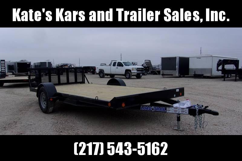 *NEW* Load Trail 83x14' Utility Trailer BI FOLD GATE