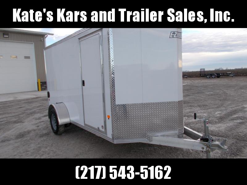 *NEW* EZ Hauler 6X12' Aluminum Enclosed cargo Box  Trailer  in Ashburn, VA