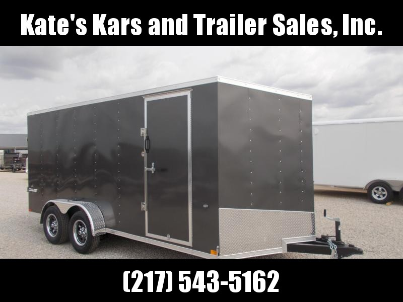 *NEW** Formula Trailers 7x16' Enclosed Cargo Trailer EXTRA TALL