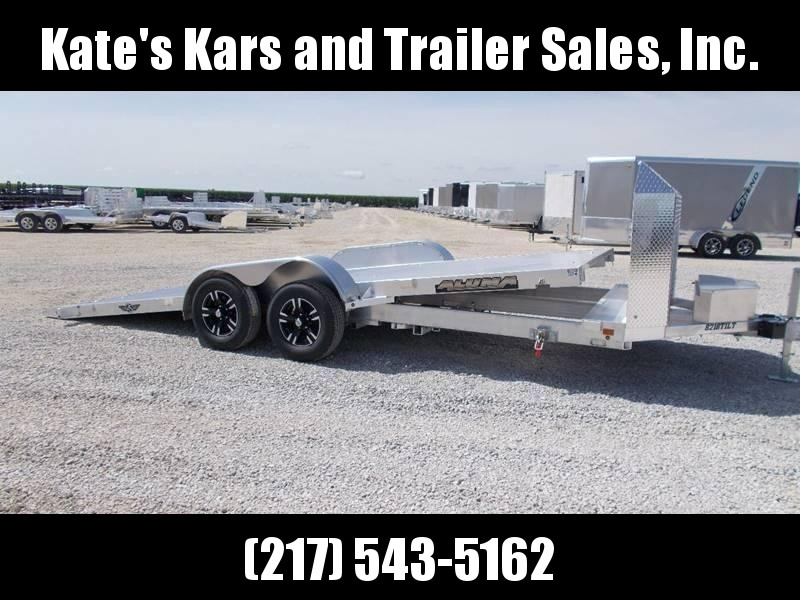 *NEW* Aluma 8218Tilt anniversary Edition car trailer ALUMINUM