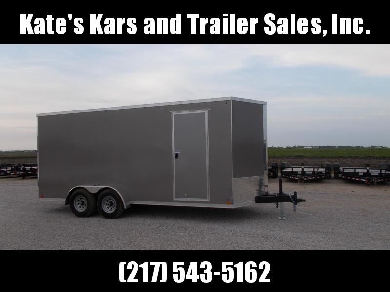 2020 Cross Trailers 7X18 Extra Tall 9990 LB Enclosed Cargo Trailer