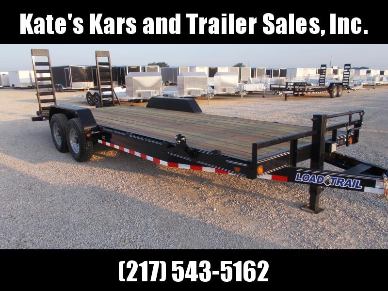 2019 Load Trail 83X22' Flatbed Trailer Equipment Trailer