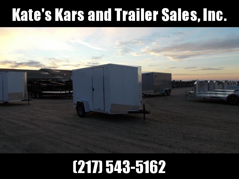 *NEW* Cargo Express 6X10' Enclosed Cargo Trailer