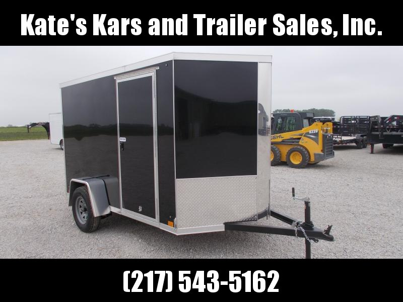 NEW** Screwless Sides 2020 Cross Trailers 6X10 Ramp Door Enclosed Cargo Trailer