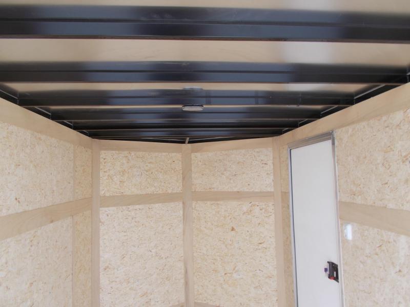 NEW** Screwless Sides 2020 Cross Trailers 6X10 Ramp Door Enclosed Cargo Trailer