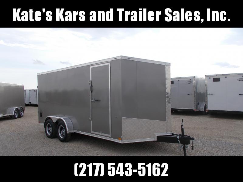 2020 Formula Trailers 7X16 Extra Tall Enclosed Cargo Trailer
